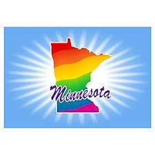 Gay Pride Rainbow Minnesota