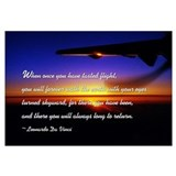 Unique Aviation quotes Wall Art
