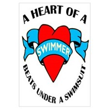Heart of a Swimmer