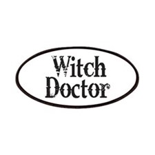 Witch Doctor Patches