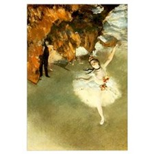 Degas' The Dancer
