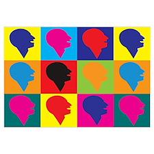 Speech-Language Pathology Pop Art Prin
