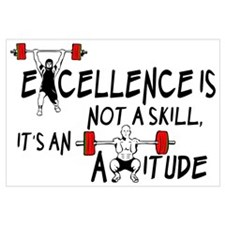 Excellence is an Attitude