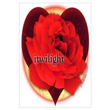 itwilight Do You? Red Rose of Love Pri