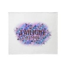 Twilight Junkie Throw Blanket