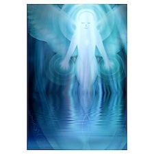 Blue Soul Reflection, 11x17