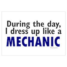Dress Up Like A Mechanic
