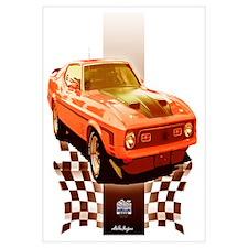 Mustang 1971 1972