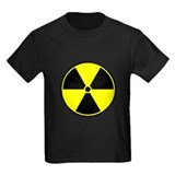 Radioactive Symbol T