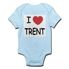 I heart Trent Infant Bodysuit