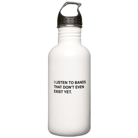 Bands Don't Exist Stainless Water Bottle 1.0L