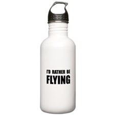 Rather Be Flying Water Bottle