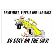 Life is One Lap