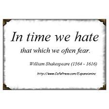 (No Fear - Shakespeare - B)