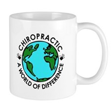 World of Difference Mug
