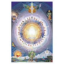 the Universal Yoga Mandala