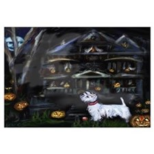 Haunted House Westie