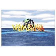 Wombania World Logo