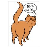 Red Persian Tail Talk