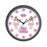 Fairy Princess Wall Clock