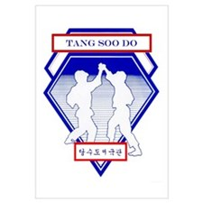 Cute Tang soo do Wall Art