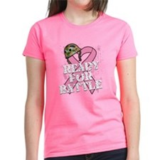 Ready For Battle BreastCancer Tee