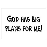 God's Plan for Me