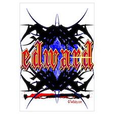 Edward Cullen Grunge Tattoo