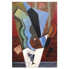 Juan Gris Abstraction (Guitar
