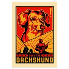Obey the Dachshund! Dictator