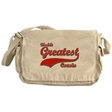 World's greatest cousin Messenger Bag