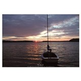 Peace - Cape Cod Sunset Photo large 23 x 35