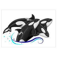 Orca Triple Jump