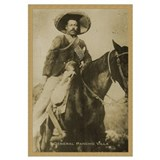 Pancho Villa Print