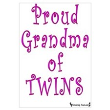 Proud Grandma of Twins