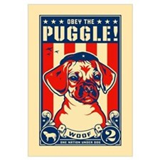 Obey the PUGGLE! USA