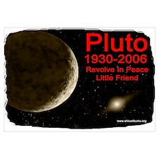 Revolve In Peace Pluto