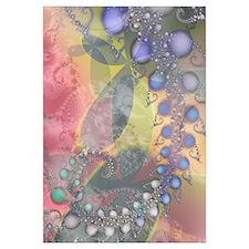 Pretty Pastels Fractal Image