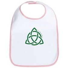 Holy Trinity Green Bib