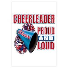 Cheerleader Proud & Loud