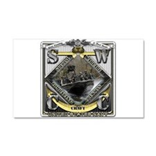 US Navy SWCC USN Car Magnet 20 x 12