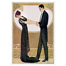 Cute 1920s Wall Art