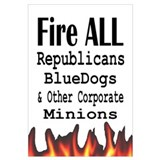 Fire ALL Republicans