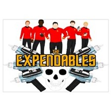 Cute Expendables Wall Art