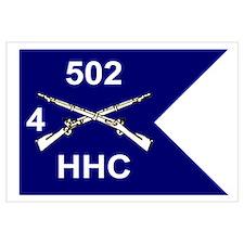 HHC 4/502nd