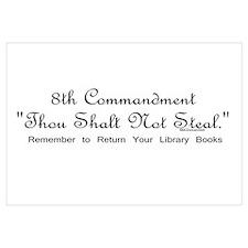 8th Commandment: Thou Shalt N