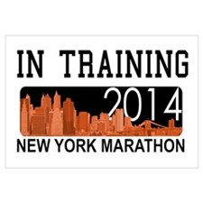 New York Marathon - In training