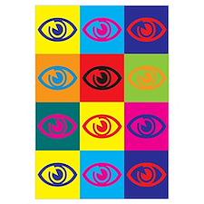 Optometry Pop Art