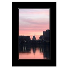 Capitol Sunrise 18x24