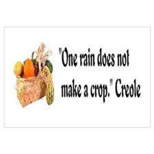 Creole Proverb